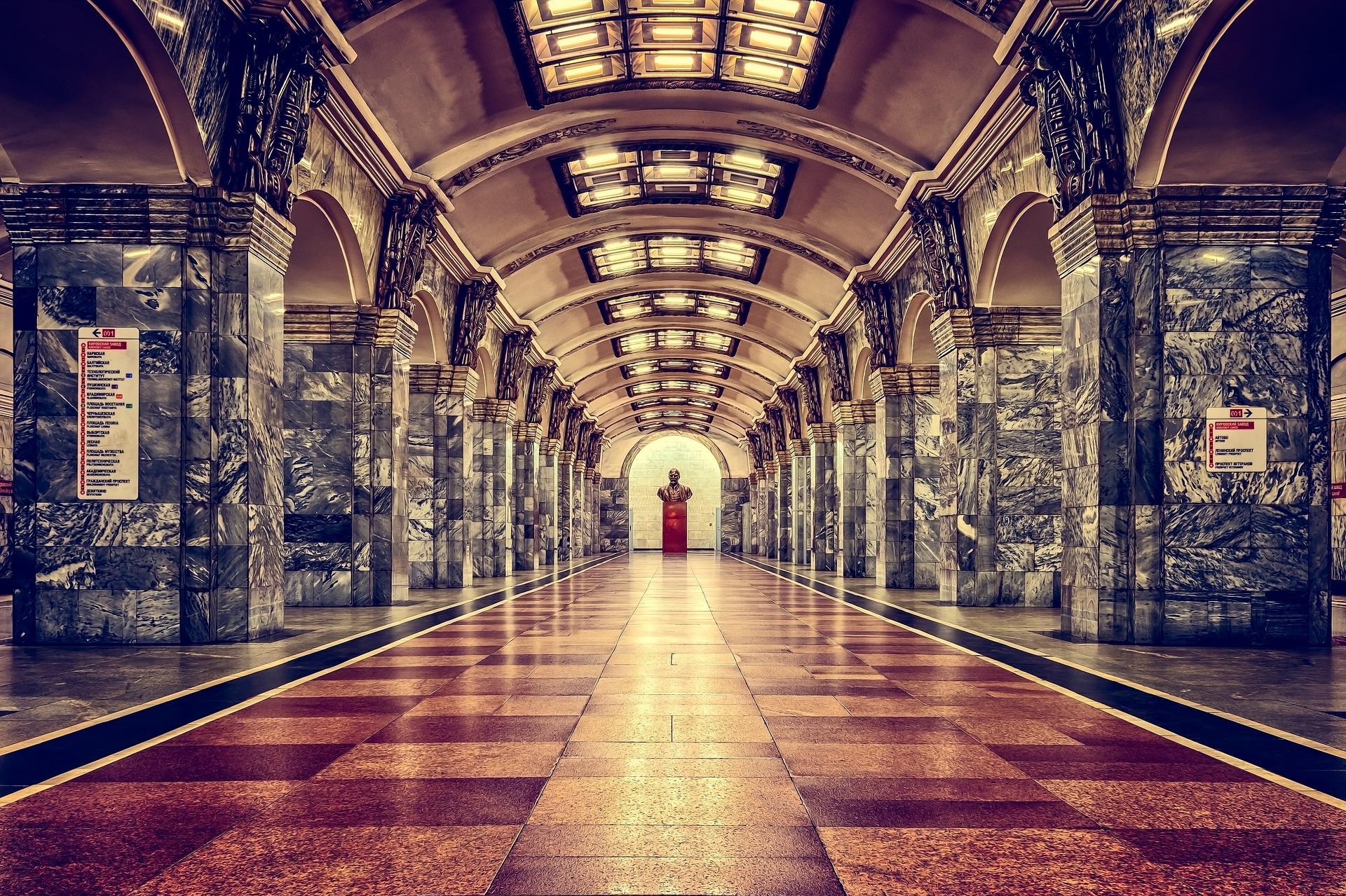 МТС сообщает обобеспечении связью навсех станциях метро Москвы