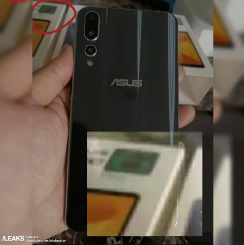 Смартфон Asus Zenfone 6 почти наофициальных фото