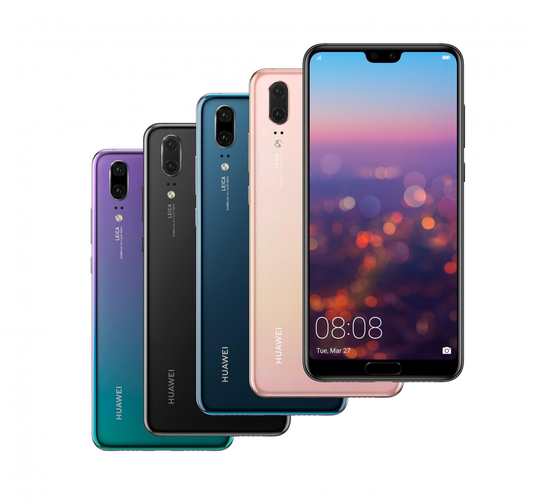 7 самых инновационных китайских смартфонов 2018 года