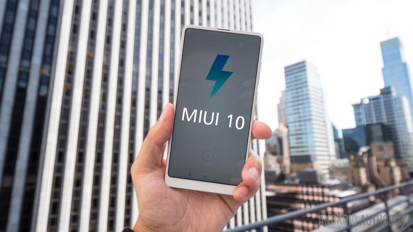 Бета-версия MIUI 10 под билдом 9.1.24 уже нараздаче отXiaomi
