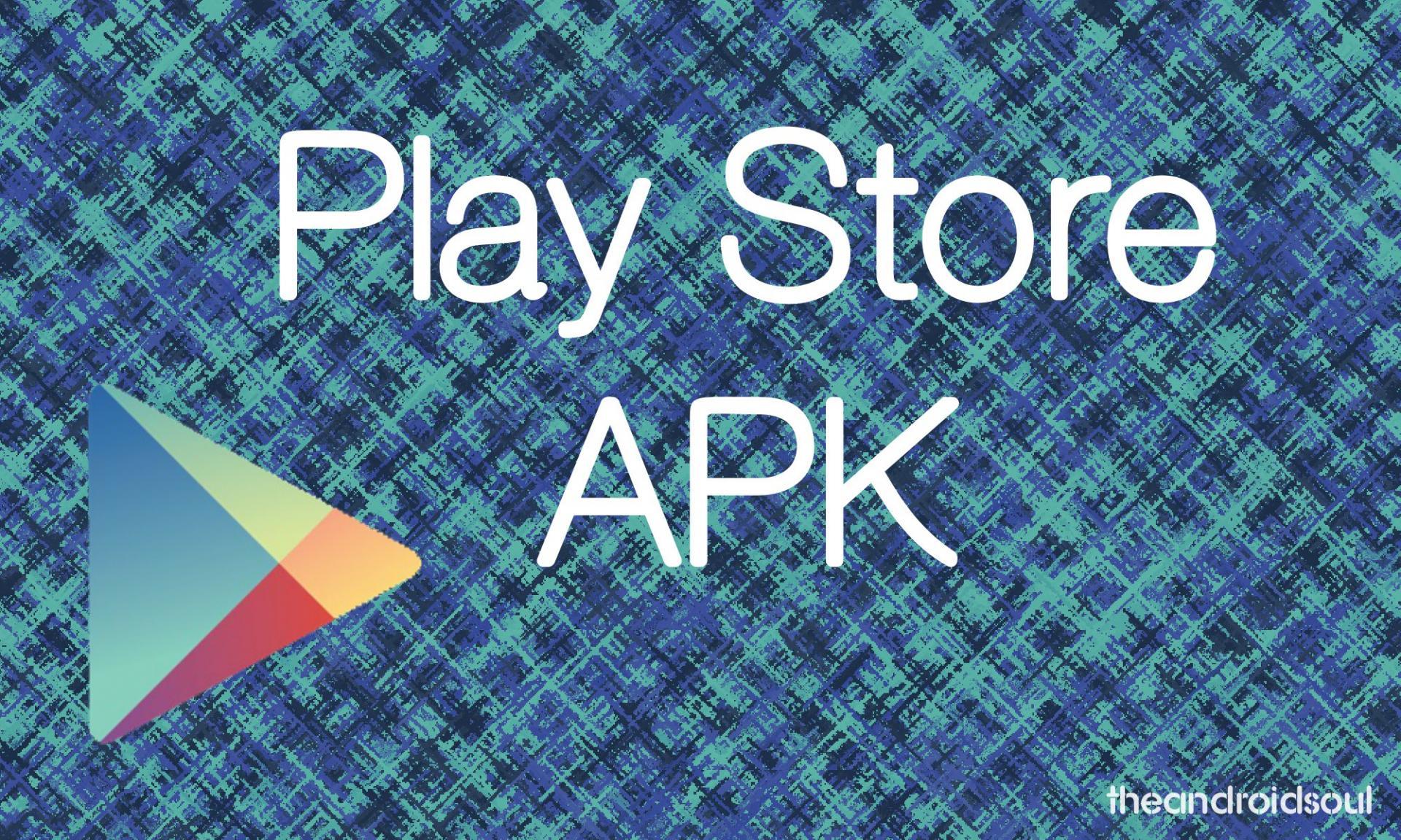 Google Play Store получает обновление доверсии13.2.19