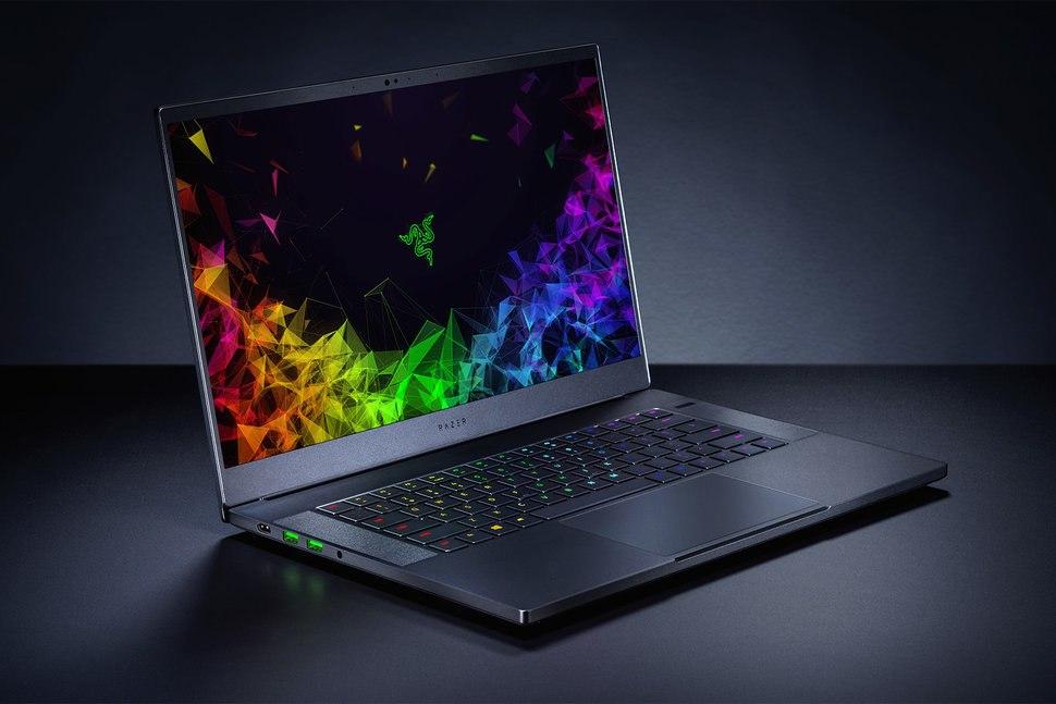 Игровой ноутбук Razer Blade 15 получит дискретную видеокарту NVIDIA GeForce RTX