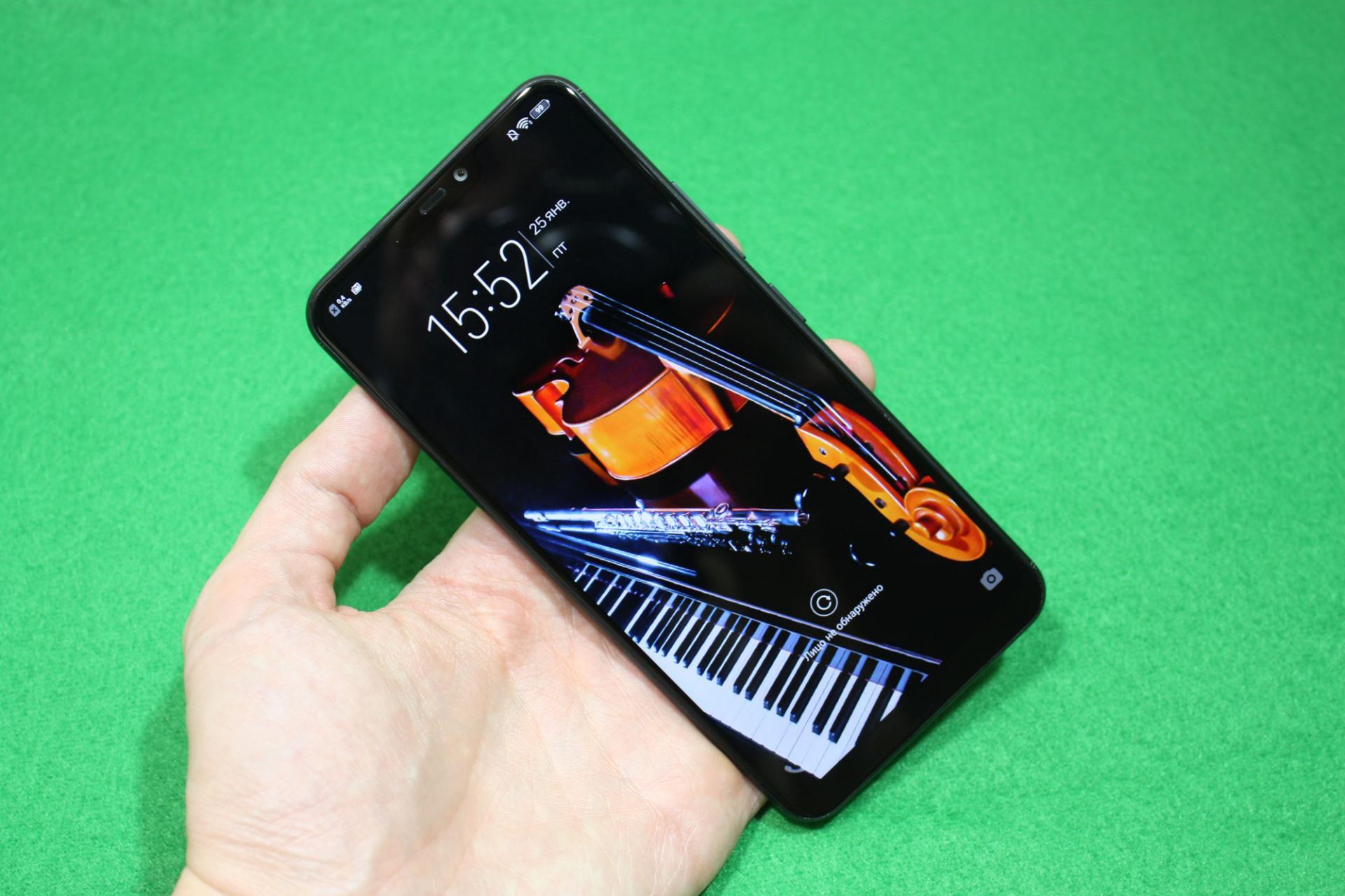 Обзор недорогого смартфона Vivo Y81