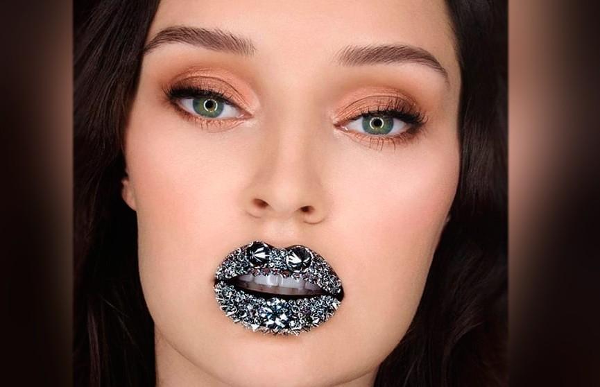 Самый дорогой макияж попал вкнигу рекордов Гиннесса