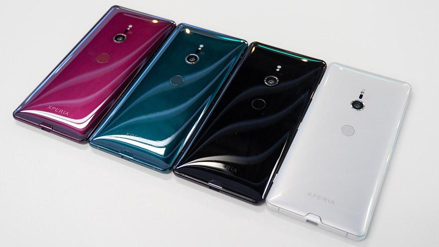 Sony Xperia XZ4 рвёт вбенчмаркевсе остальные смартфоны вклочья