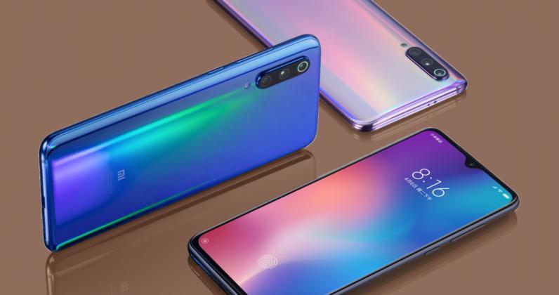 Экран Xiaomi Mi9 разогнали дочастоты обновления 84 Hz