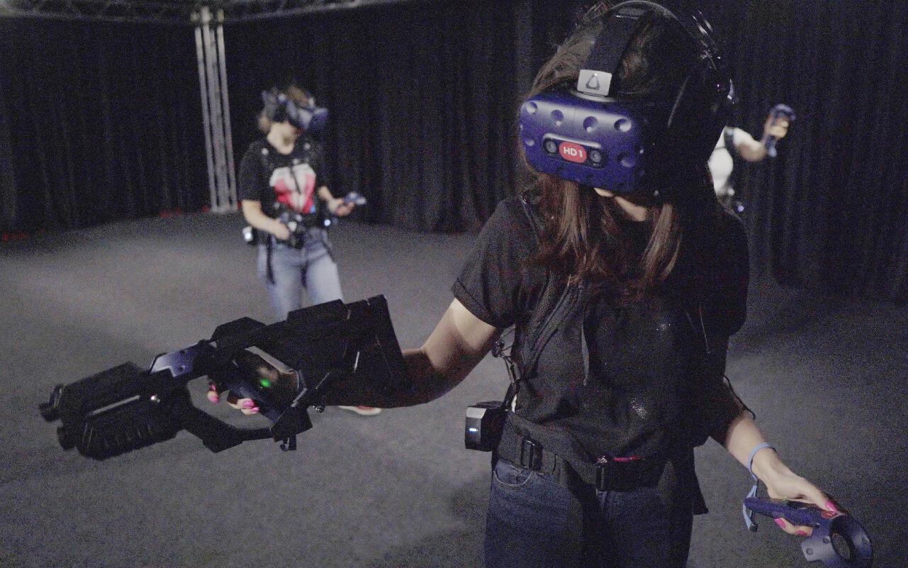 Истории развития VR-игр иVR-технологий