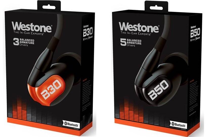 Westone обновляет наушники B30BT иB50BT. Для тех, кто понимает