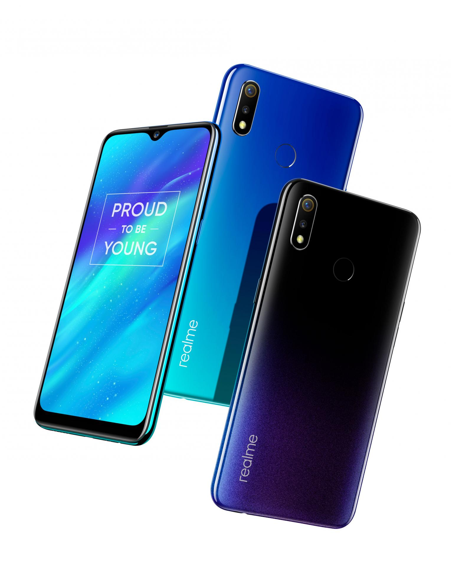 Дешевле Xiaomi иHonor — новые смартфоны Realme. Нужно успеть поскидке