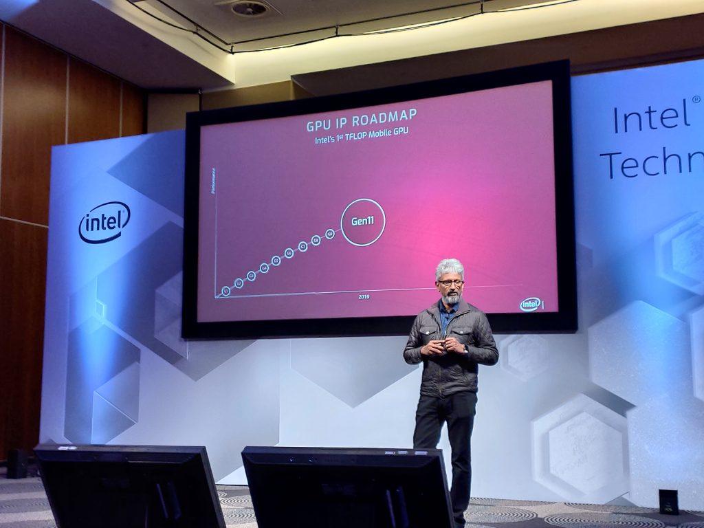 Intel собирается конкурировать сNVIDIA иAMD нарынке видеокарт