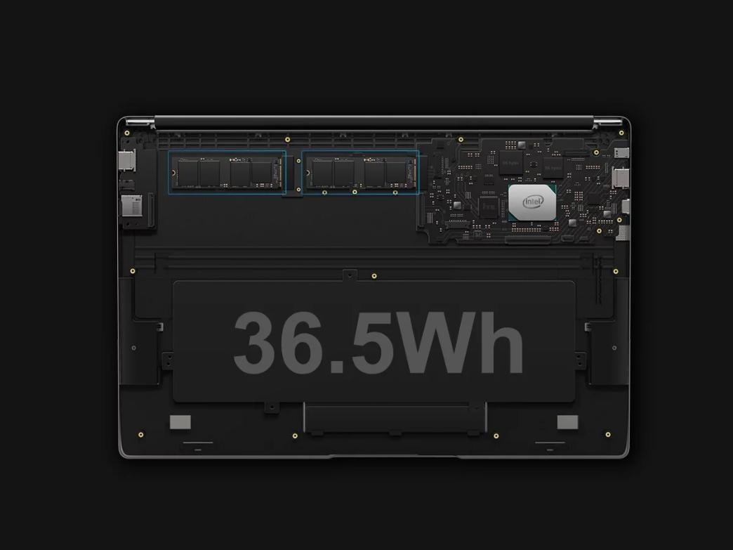 Качественный китайский ноутбук Chuwi с4K-экраном скоро поступит вмировую продажу