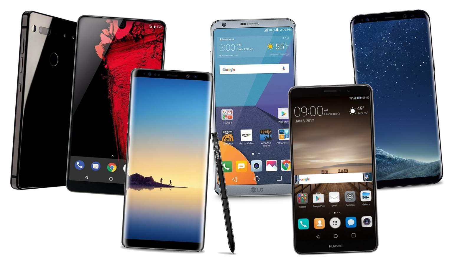 Мобильные новинки мая. Год 2019
