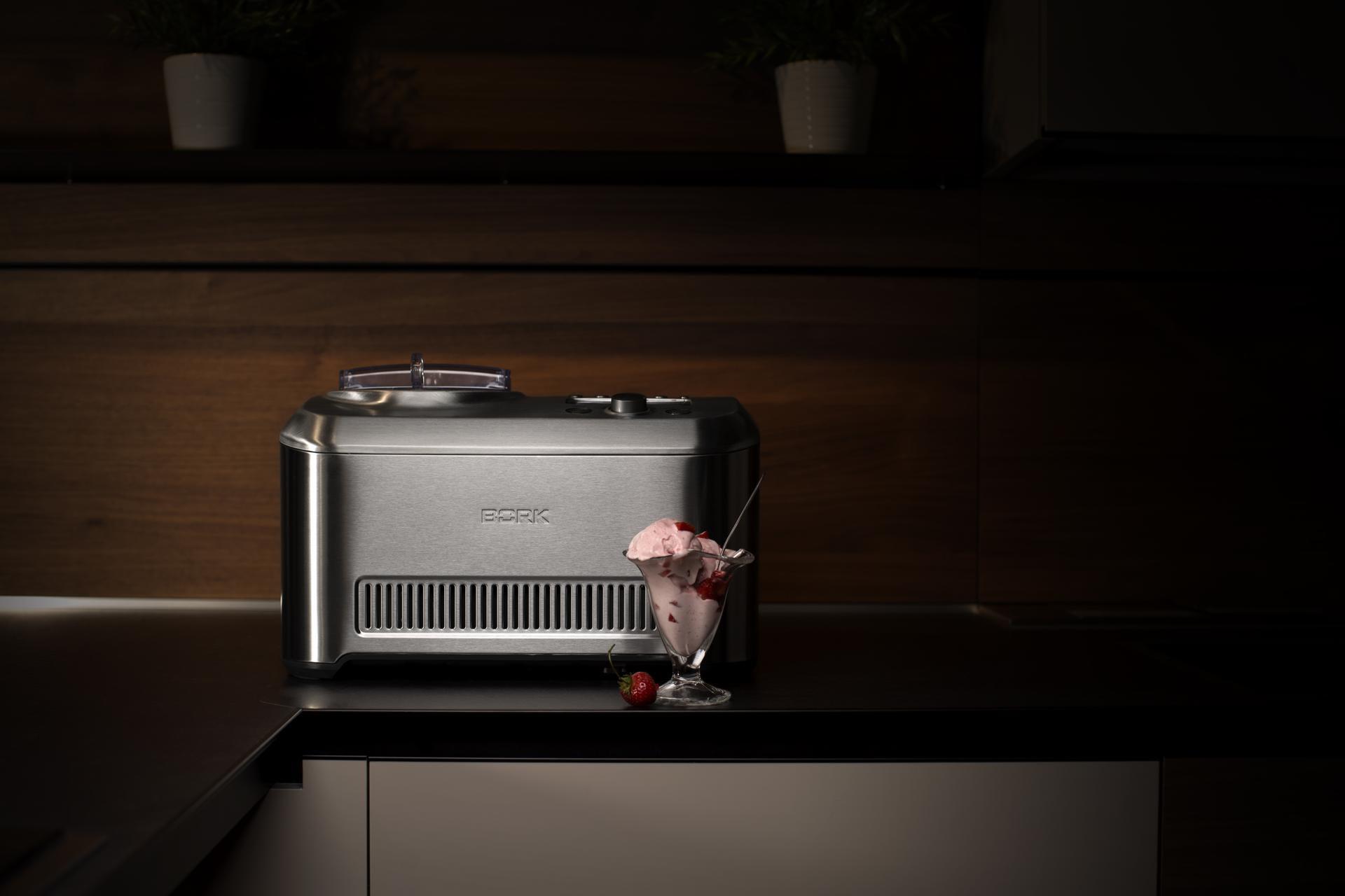 Мороженица BORK E801 поступает впродажу