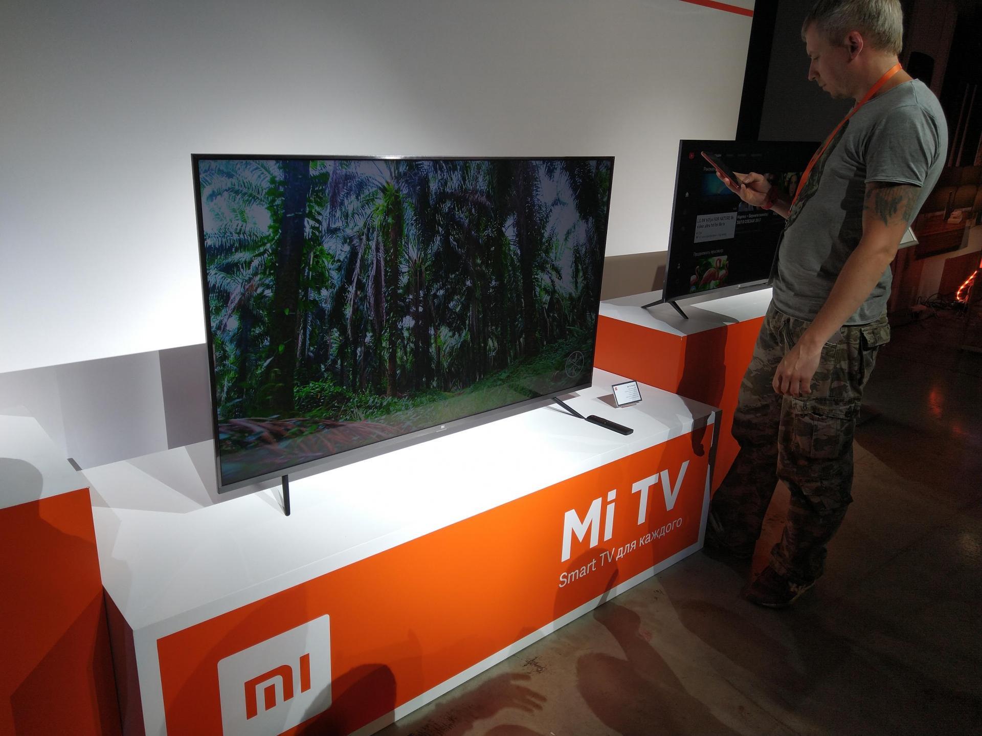 Телевизоры Xiaomi, Mi9T иMiBand 4 пришли вРоссию схорошими ценами