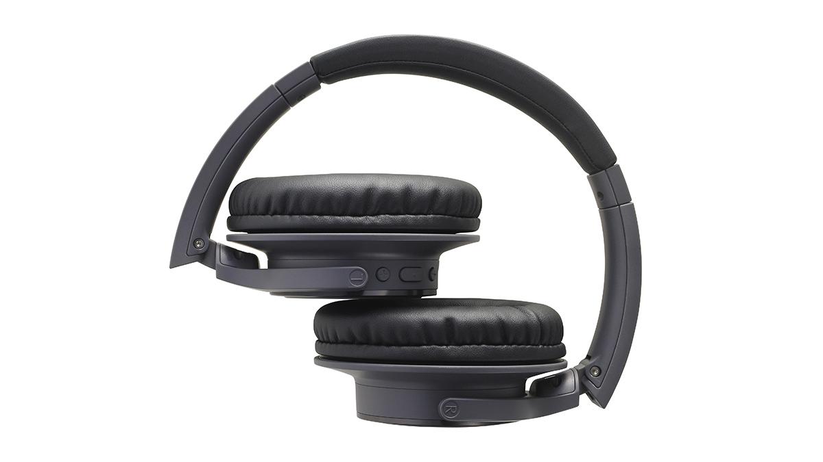 Audio-Technica предлагает накладные наушники ATH-SR30BT