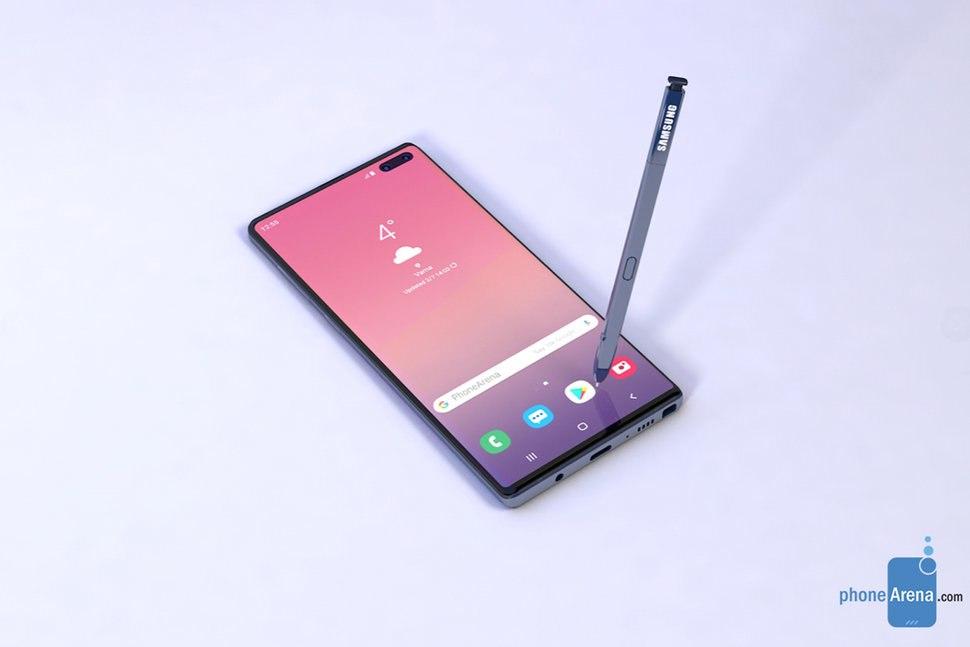 Хотите Samsung Galaxy Note 10 как наэтих рендерах? Или лучше другой?