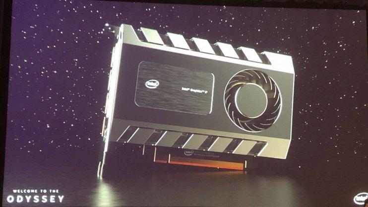 Intel будет конкурировать сNVIDIA? Новые процессоры идискретная видеокарта