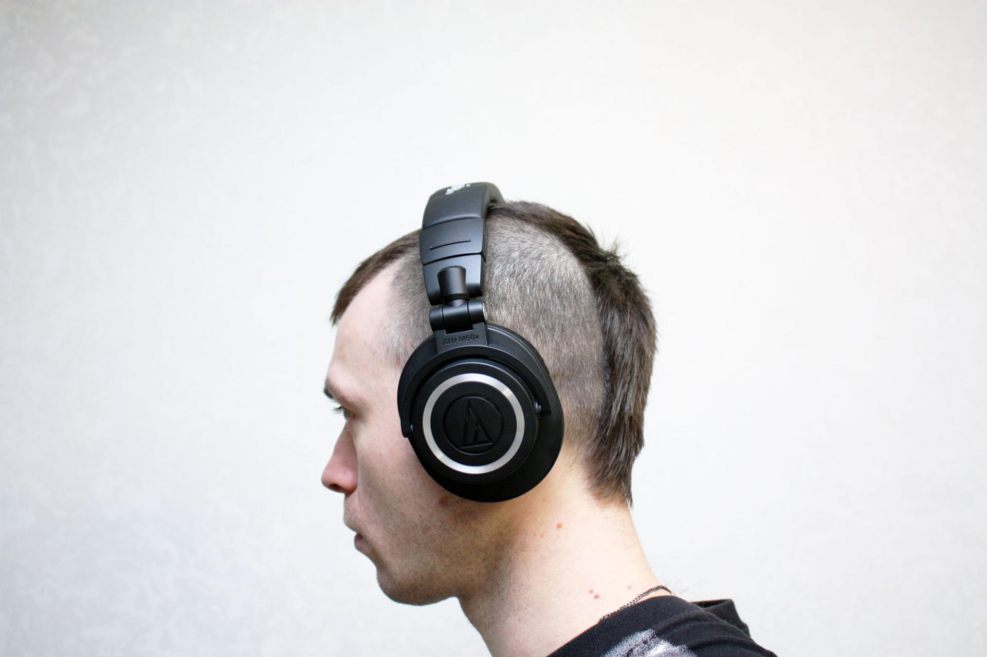 Обзор беспроводных наушников Audio-Technica ATH-M50xBT – легендарный звук
