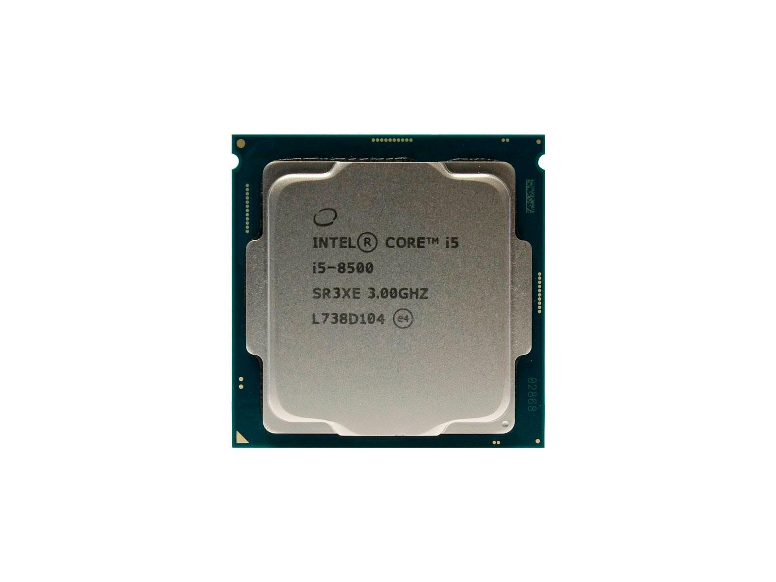 Почему важно время отвремени обновлять процессор? Напримере Intel Core i5-8500