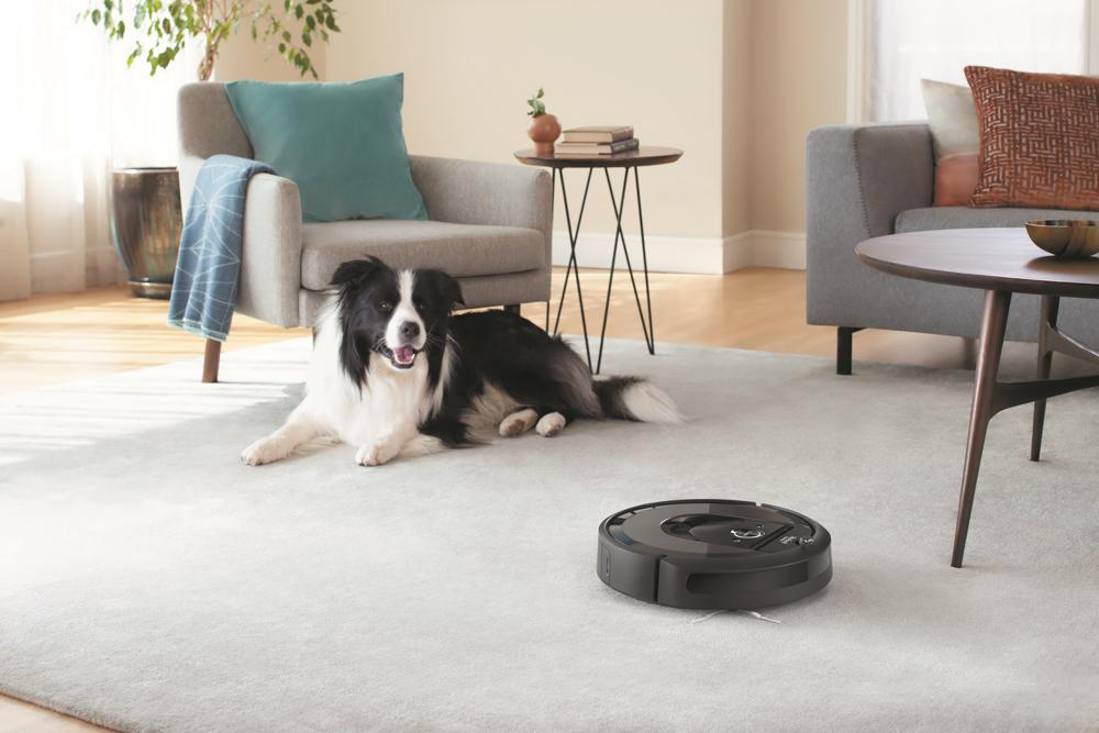 Робот-пылесос Roomba i7+ появился вРоссии