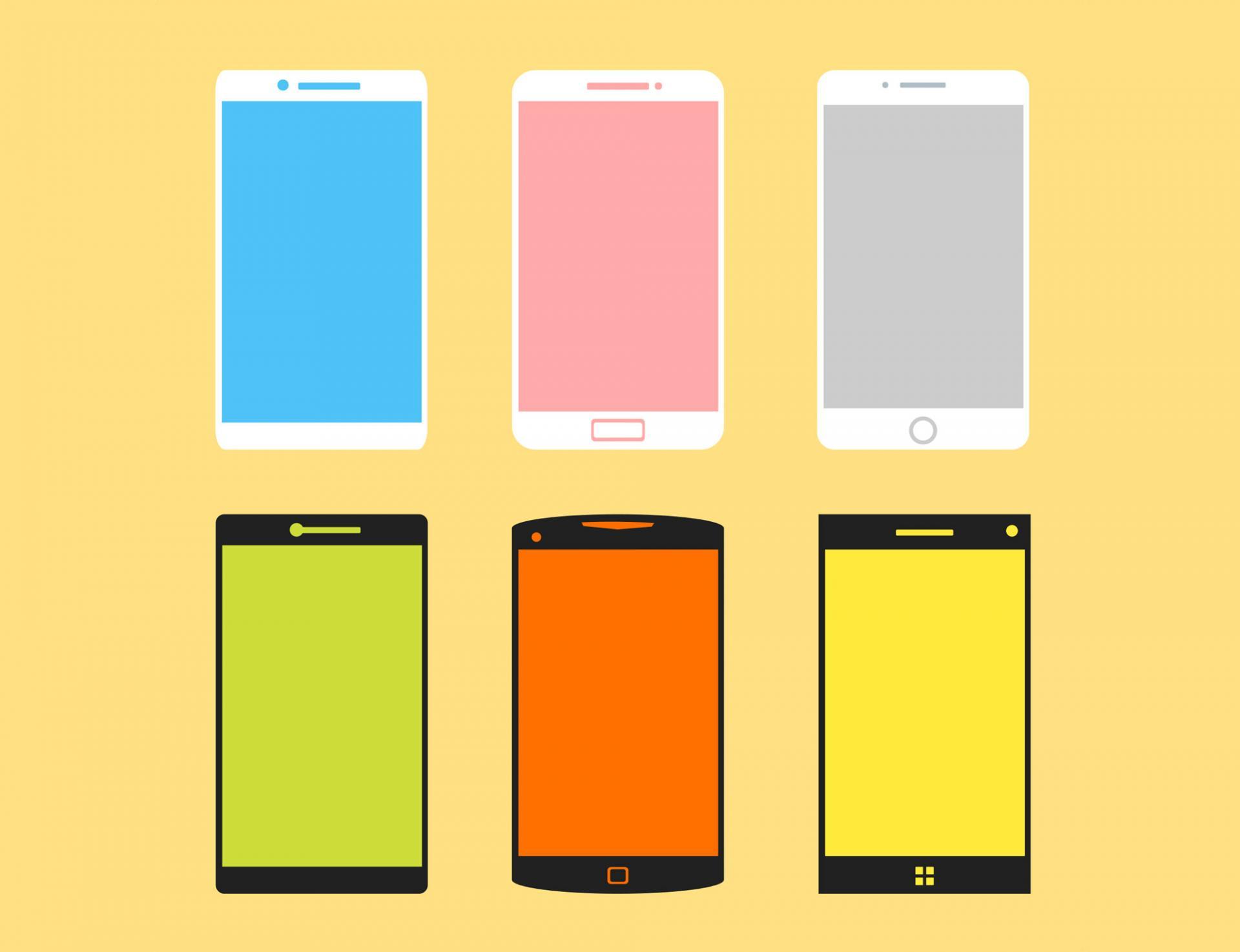 10 самых ажиотажных смартфонов 19 недели года