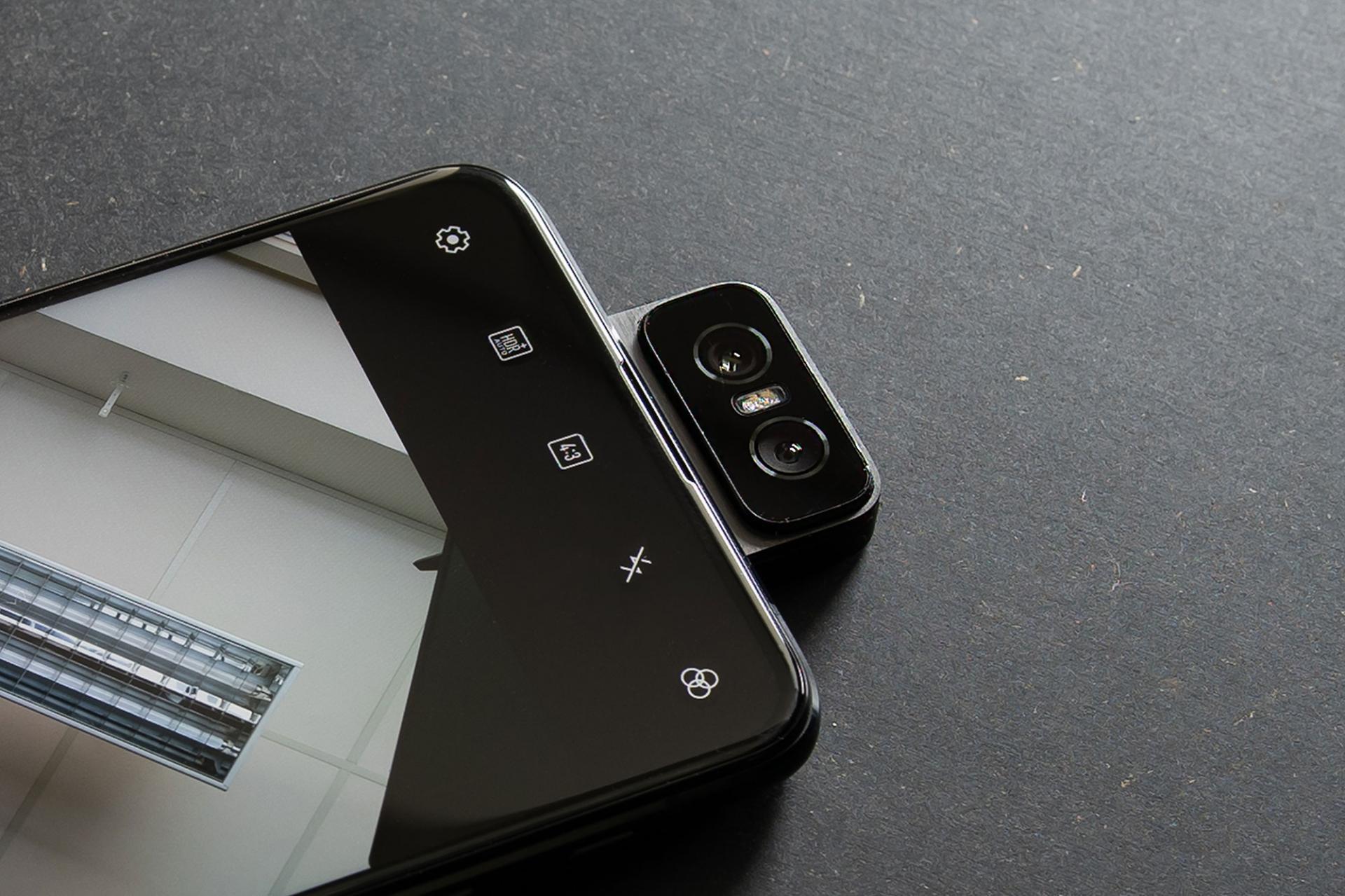 Asus Zenfone 6 готовится навести шорох нарынке смартфонов