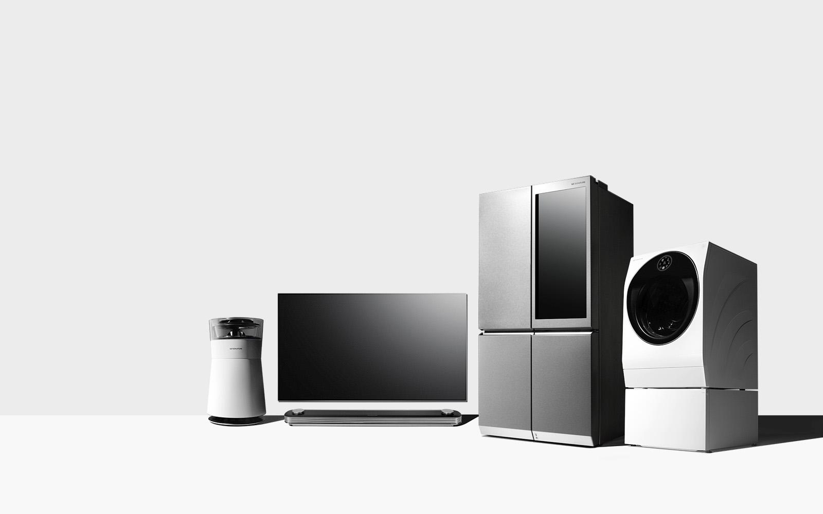 LGSignature — премиальные итехнологичныерешения компании