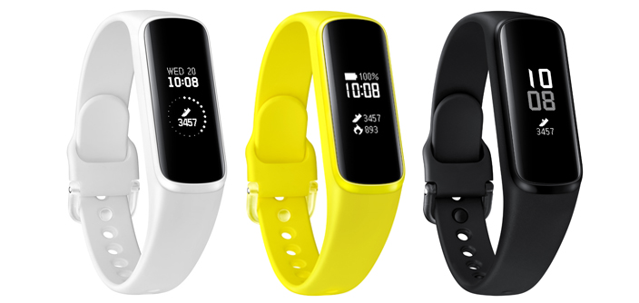 Фитнес-браслет Samsung Galaxy Fit поступил впродажу за2990 рублей. Как вам цена?