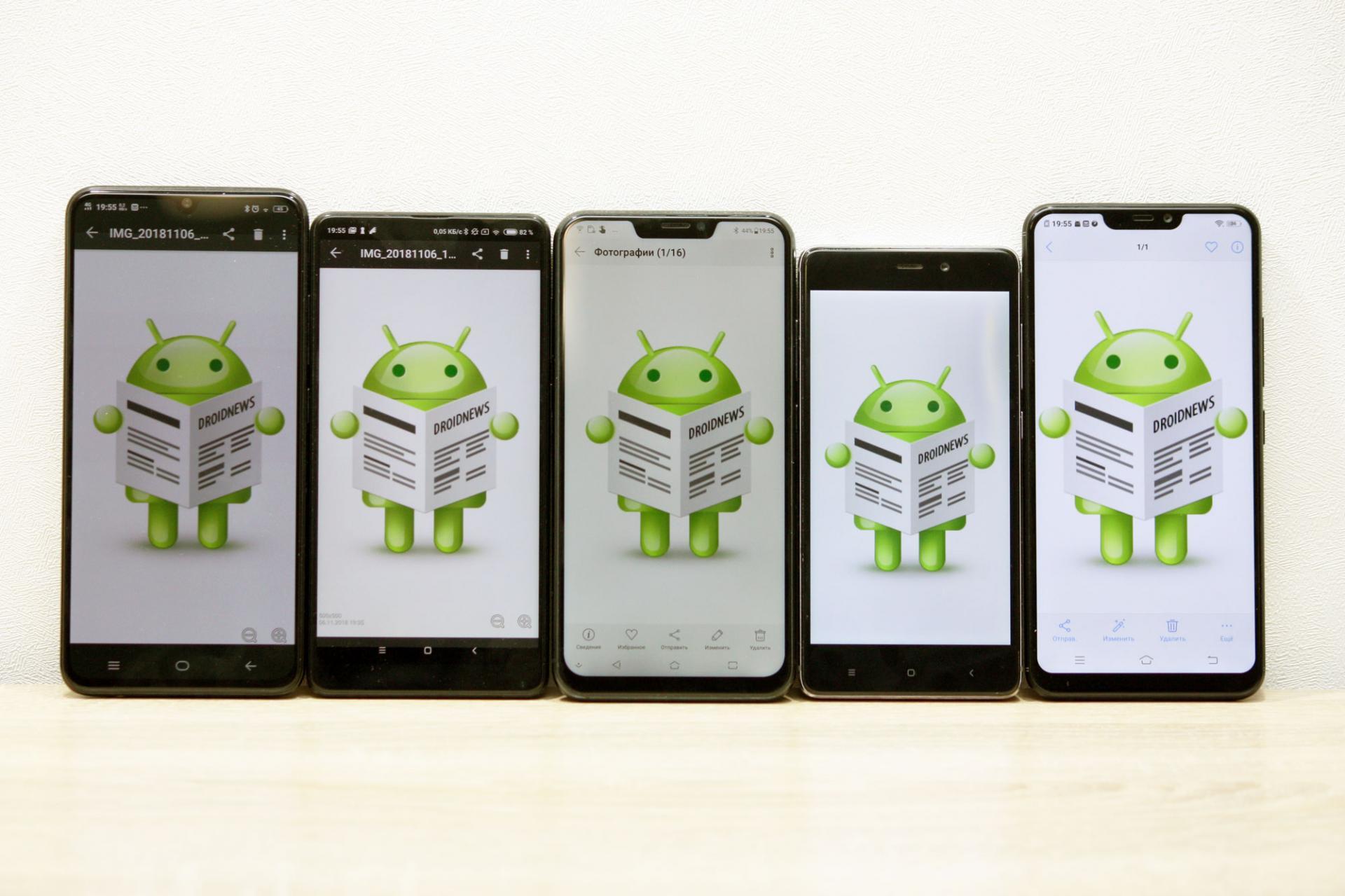Хайповые смартфоны 20 недели года