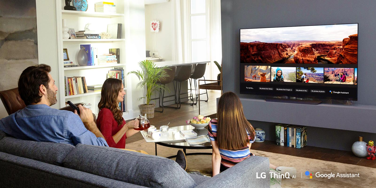 Компания LG: новые решения вразработке электроники ибытовой техники