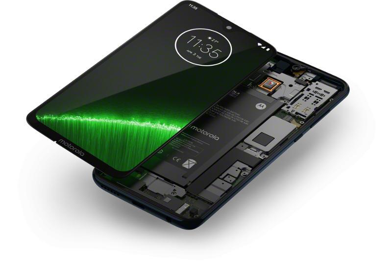 Motorola G7 Plus схорошей камерой скоро появится впродаже