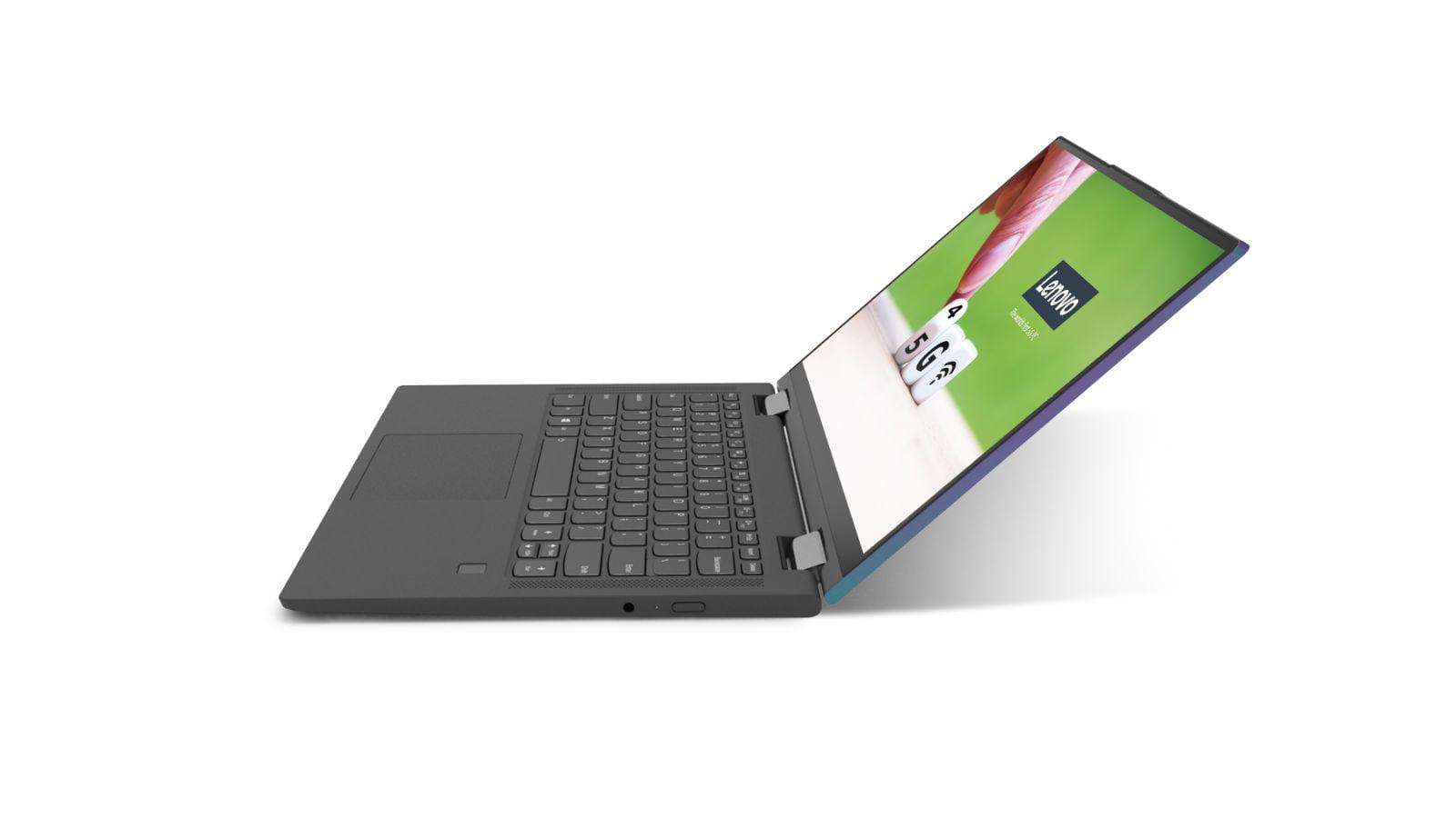 Ноутбуки наSnapdragon X55 с5G уже реальность — Lenovo Project Limitless