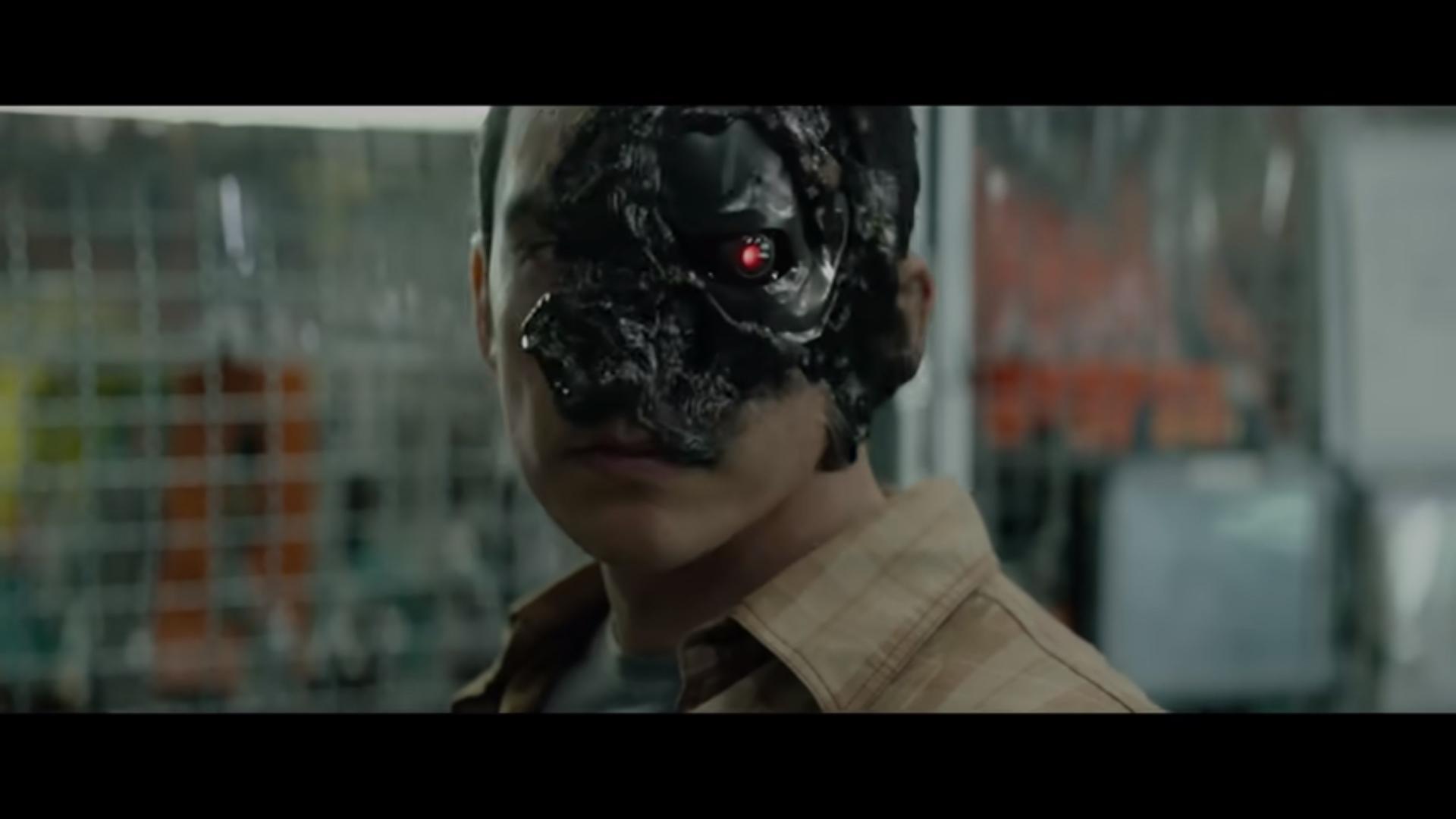 Промо-ролик фильма Терминатор: Темные судьбы уже доступен всети
