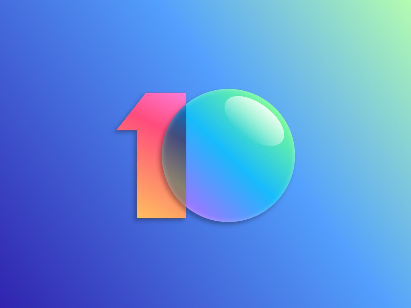 Прошивка MIUI 10 Global Beta ROM 9.5.9 доступна для ряда устройств Xioami