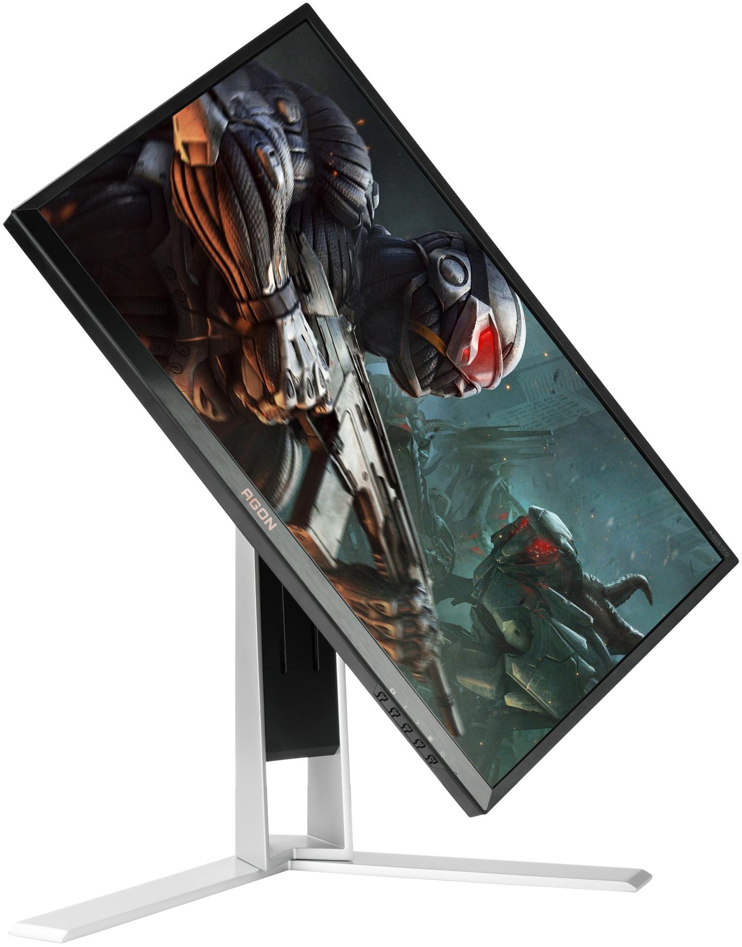 Тру-геймерский монитор: тестируем игровой 25-дюймовый AOC AG251FG