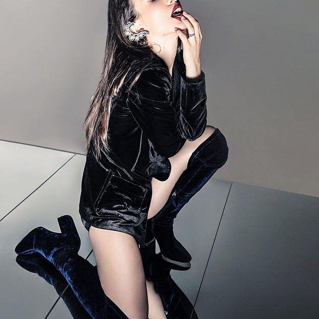 Виктория Дайнеко без нижнего белья нафото вInstagram