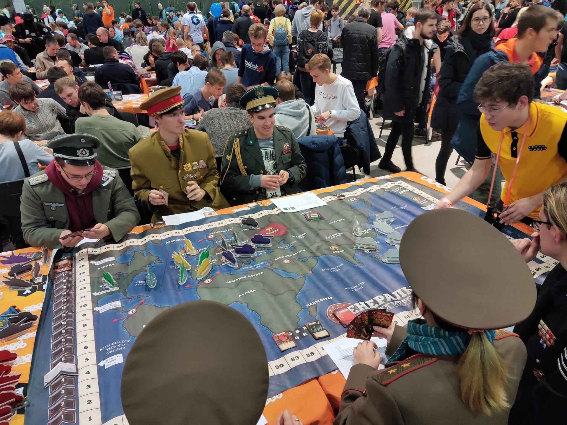 Ежегодный фестиваль Игрокон вКВЦ Сокольники посетило свыше 40 тысяч человек