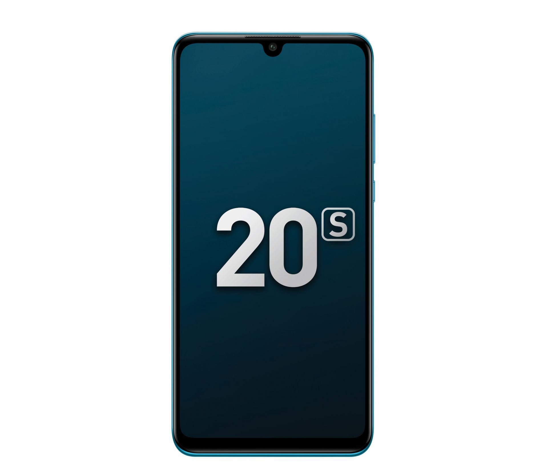 Honor 20S сночным режимом фронтальной камеры. Зачем его покупать?