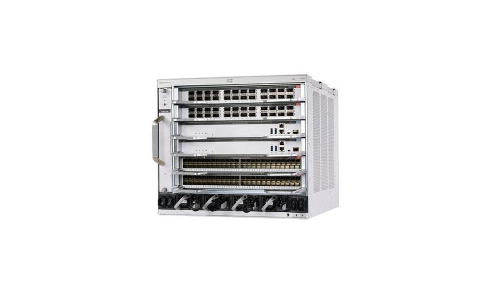 Новые коммутаторы Cisco Catalyst 9600: особенности оборудования