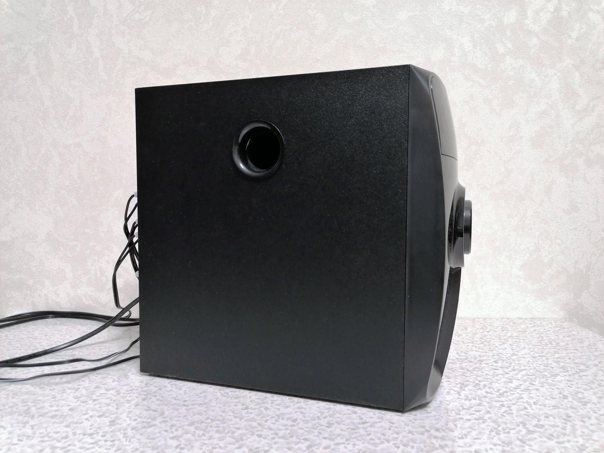 Обзор акустической системы 5.1 SVEN HT-202