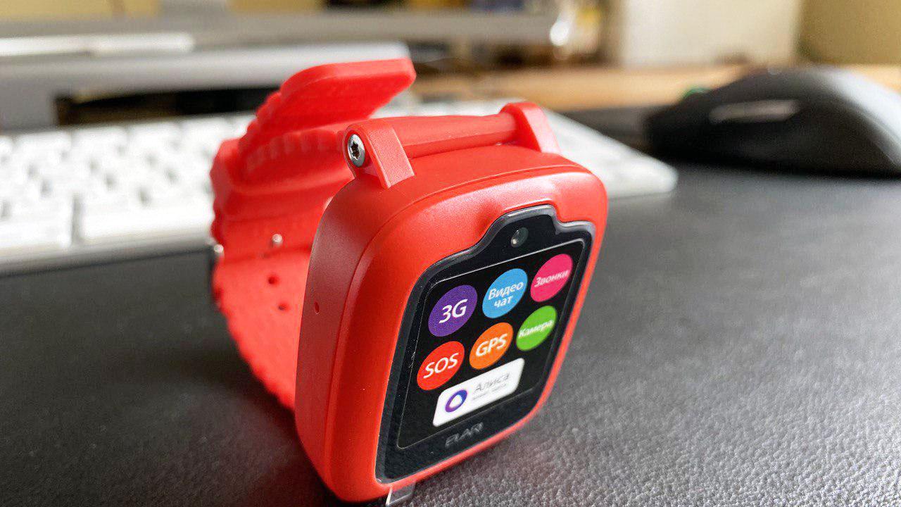 Обзор детских умных часов Elari Kidphone3G