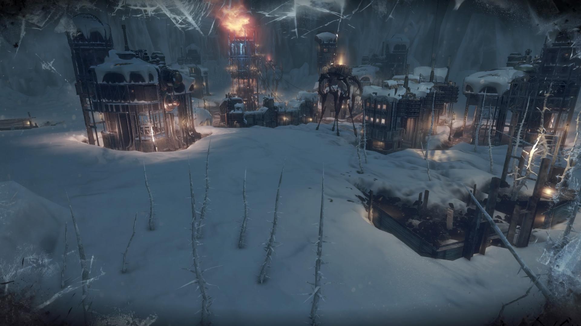 Обзор Frostpunk для PlayStation 4