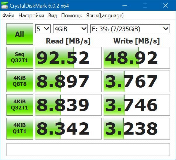 Обзор карты памяти TranscendmicroSDXC/SDHC 300S