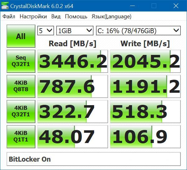 Обзор скоростного SSD ADATA XPG SX8200 Pro 512GB