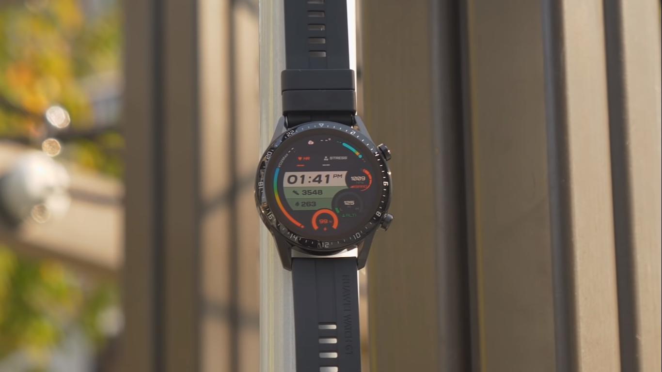 Полный обзор Huawei Watch GT2 исравнение сAmazfit GTR