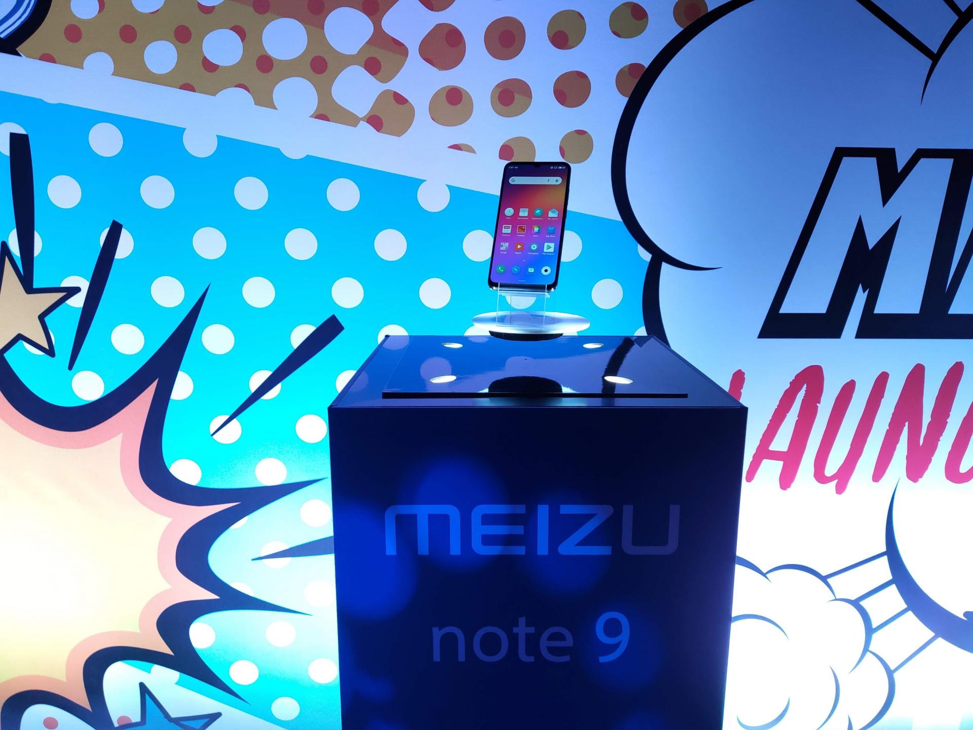 Троица смартфонов Meizu вернуласьпокорять Российский рынок