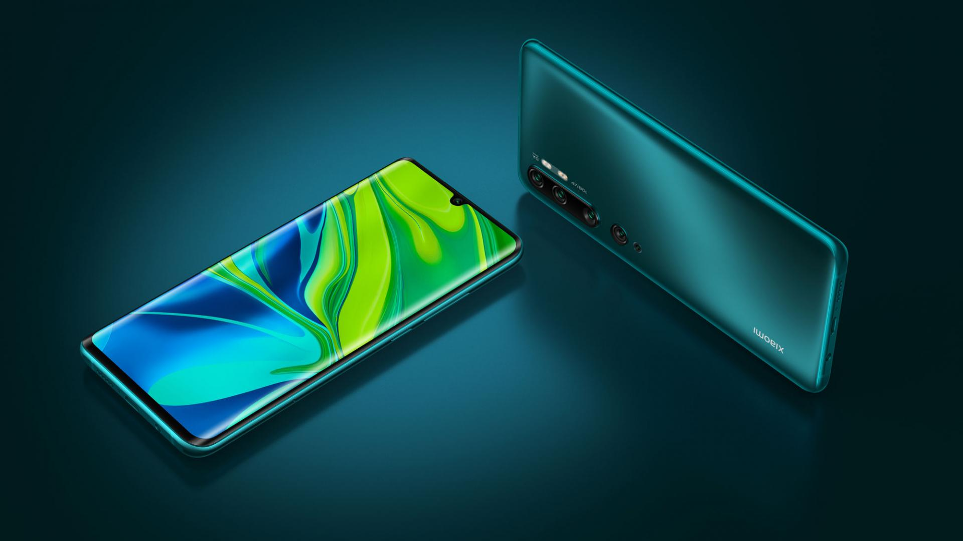 Xiaomi MiNote 10 называютвыгодным приобретением. Камера 108 Мп