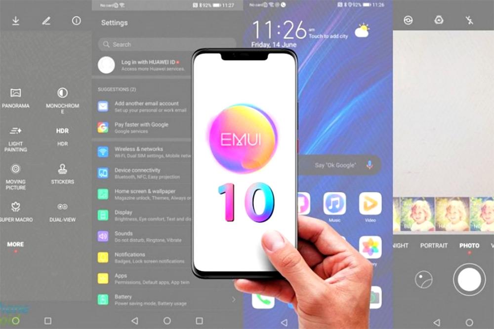 Обновлённый список устройств Huawei. Претенденты наEMUI 10