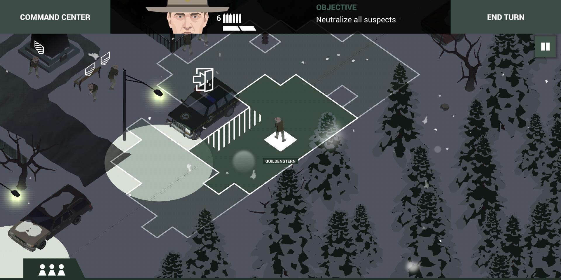 Обзор мобильной версии This isthe police 2