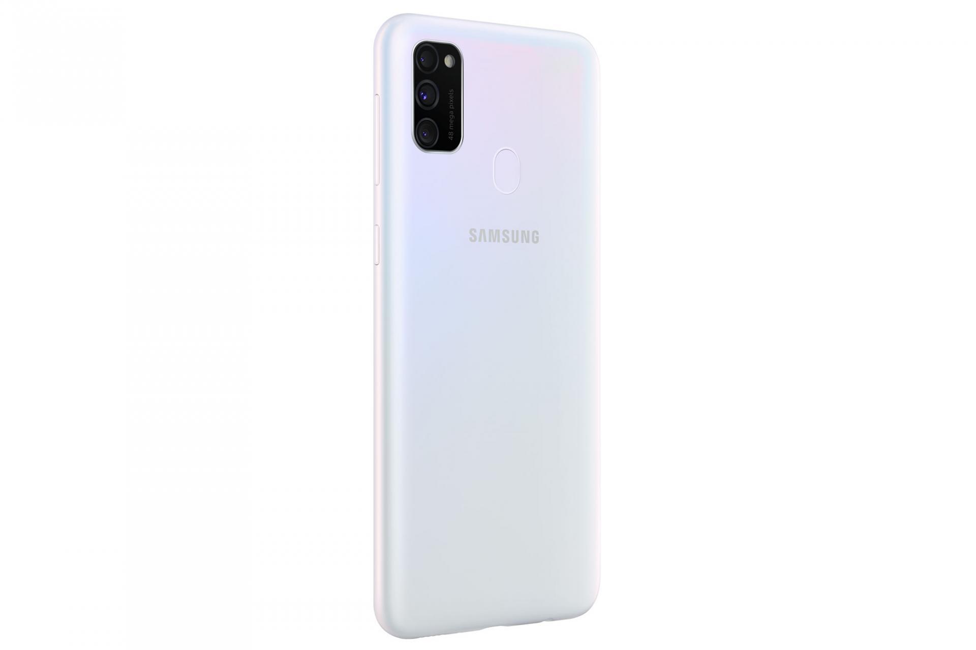 Samsung Galaxy M30s — мощный, нобюджетный. Поступает впродажу